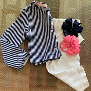 4 for $12 Carter's Baby Striped Top